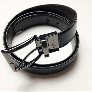 Black Dockers Belt